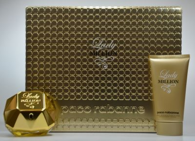 Paco Rabanne Lady Million - 50ml EDP - Set 3