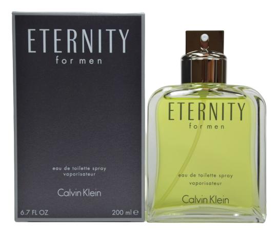 Calvin Klein Eternity For Men 200ml